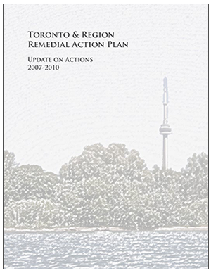 Toronto RAP 2007-2010 update on actions