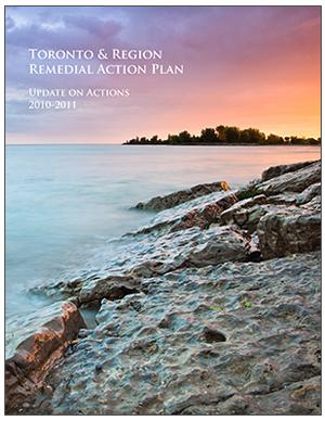 Toronto RAP 2010-2011 update on actions