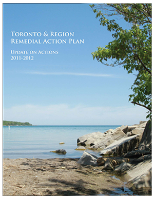 Toronto RAP 2011-2012 update on actions