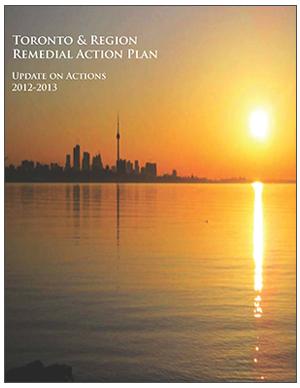 Toronto RAP 2012-2013 update on actions